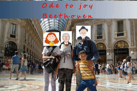 Ode to Joy von Beethoven